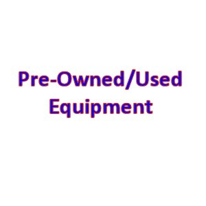 Complete List of Pre-Owned / Used Items